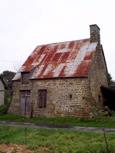 Ferme, le Haut de la Lande (Baguer-Morvan)