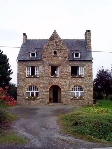 Maison, la Ferme Neuve (Baguer-Morvan)