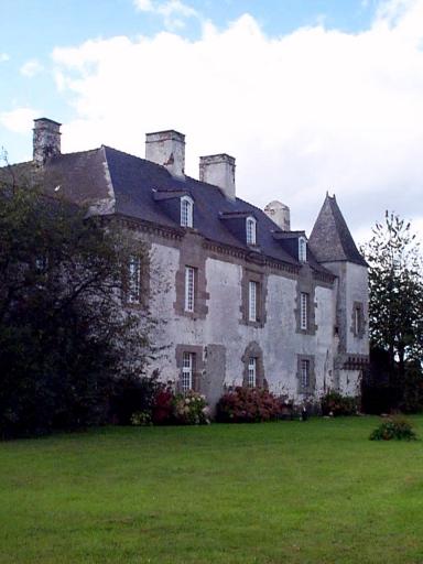 Présentation de la commune de Baguer-Morvan ; Manoir, Beauregard (Baguer-Morvan)