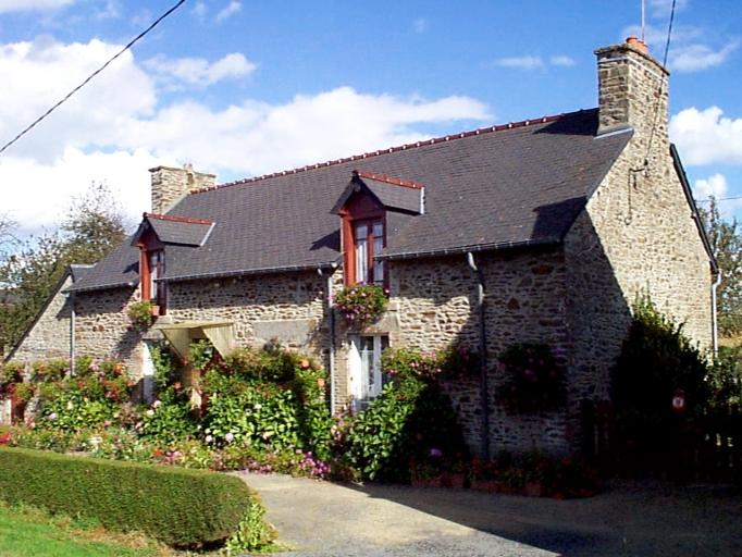 Ferme, la Barattière (Baguer-Morvan)
