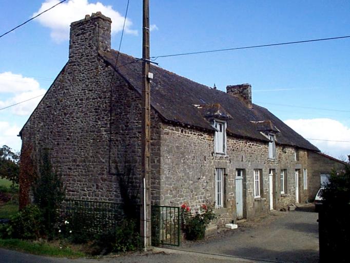 Ferme, Beaujour (Baguer-Morvan)