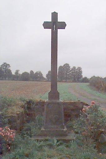 Croix de chemin, le Clos Bouvet (Baguer-Morvan)