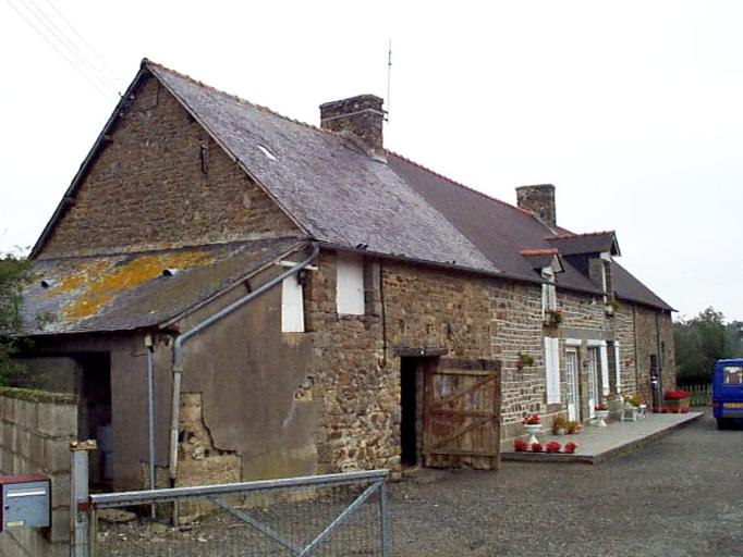 Ferme, la Houllière (Baguer-Morvan)