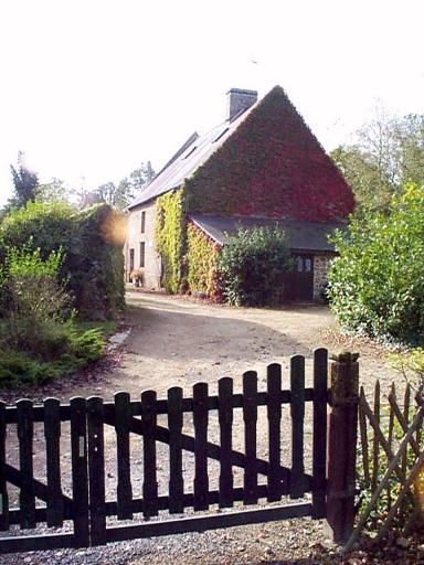 Présentation de la commune de Baguer-Morvan ; Maison, la Basse Roche (Baguer-Morvan)