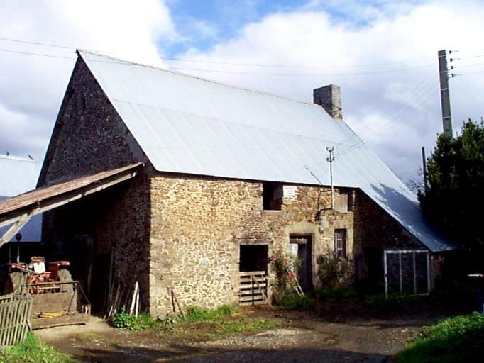 Ferme, le Frèche (Baguer-Morvan)