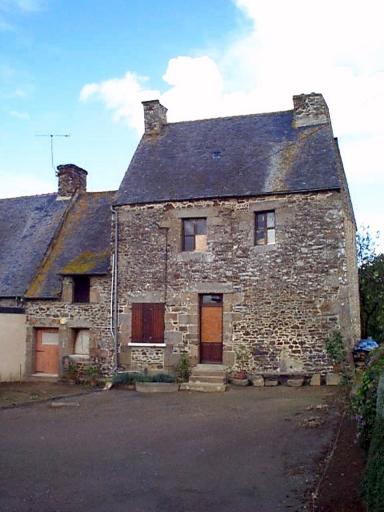 Maison, le Frèche (Baguer-Morvan)