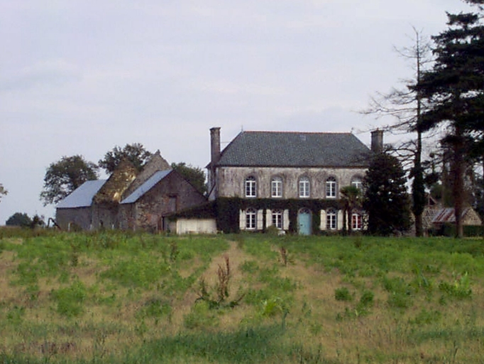 Manoir, actuellement demeure dite Château d'Assis (Baguer-Morvan)