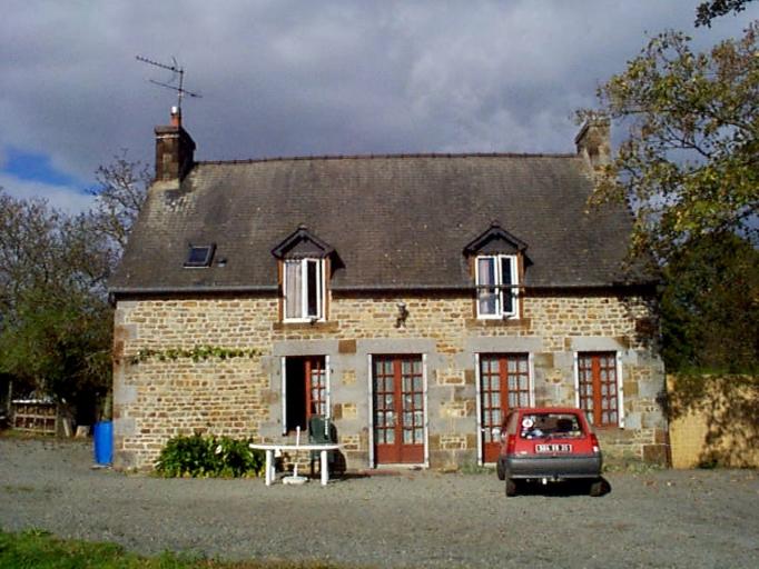 Maison, les Forges (Baguer-Morvan)
