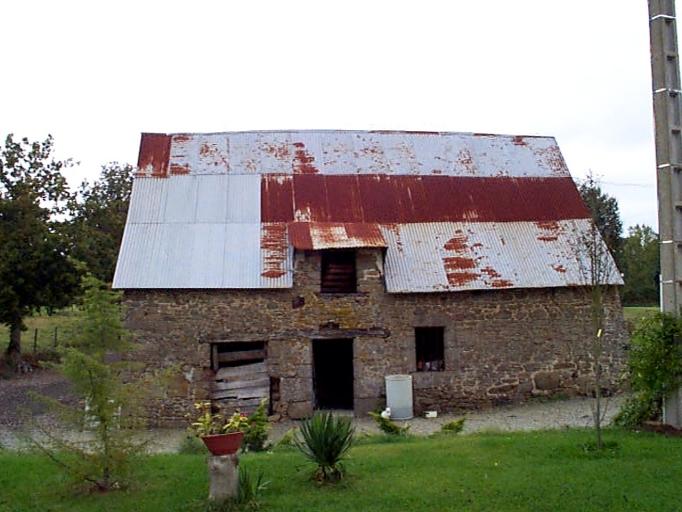 Ferme, la Guénardière (Baguer-Morvan)