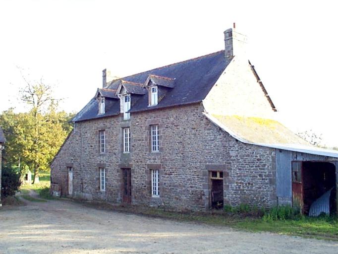 Ferme, les Nouettes (Baguer-Morvan)