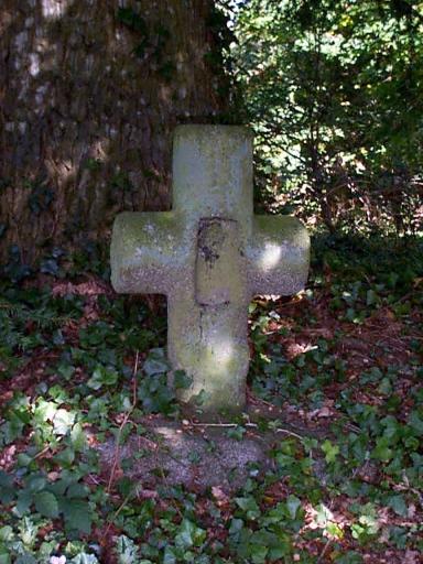 Croix de chemin, la Haute Dibois (Baguer-Morvan)