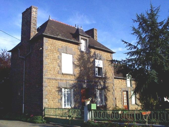 Maison, la Dibois (Baguer-Morvan)