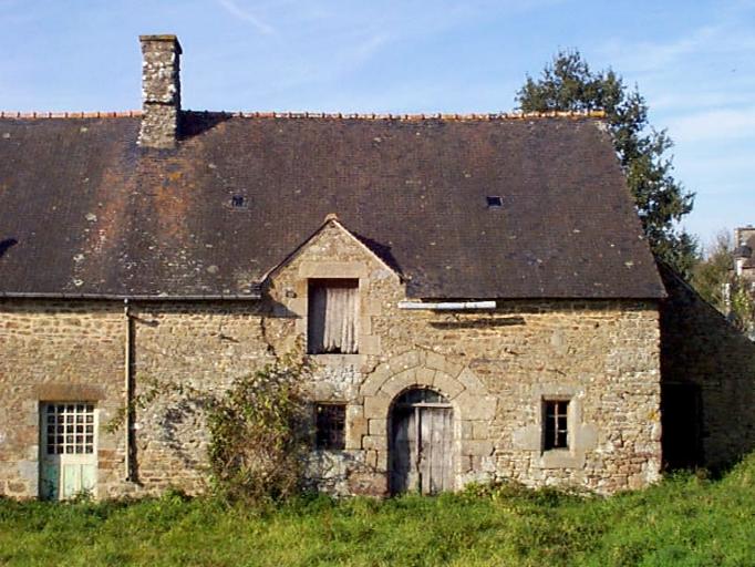 Ferme, la Dibois (Baguer-Morvan)