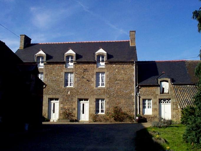 Ferme, la Roche Guillaume (Baguer-Morvan)
