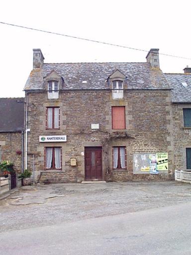 Maison, la Basse Dibois (Baguer-Morvan)