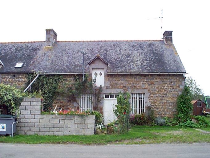 Maison, les Chapelles (Baguer-Morvan)