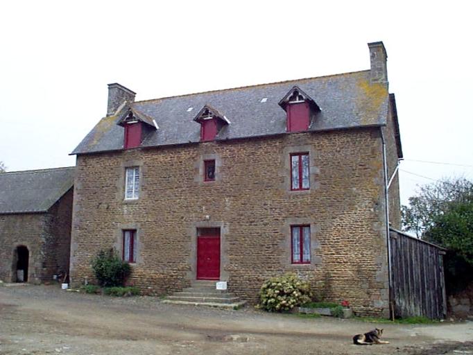 Ferme, la Gislais (Baguer-Morvan)