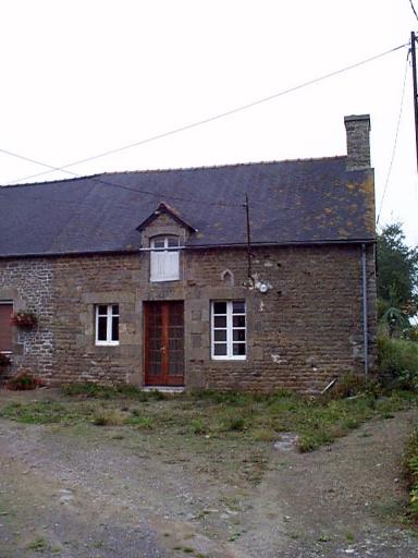 Ferme, le Bois Gautier (Baguer-Morvan)