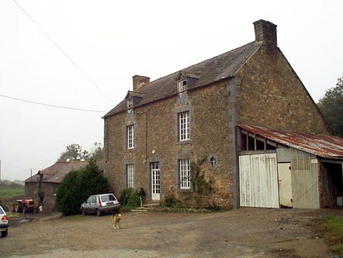 Ferme, Villemain (Baguer-Morvan)