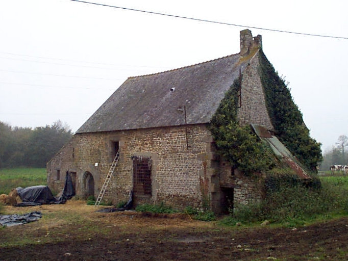 Manoir (?), Villemain (Baguer-Morvan)