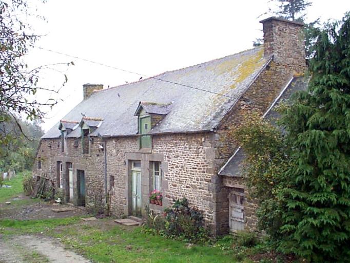 Ferme, la Ville Oriale (Baguer-Morvan) ; Ferme, la Ville Oriale (Baguer-Morvan)