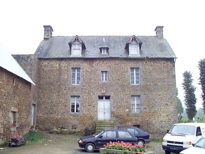 Ferme, le Vauroux (Baguer-Morvan)