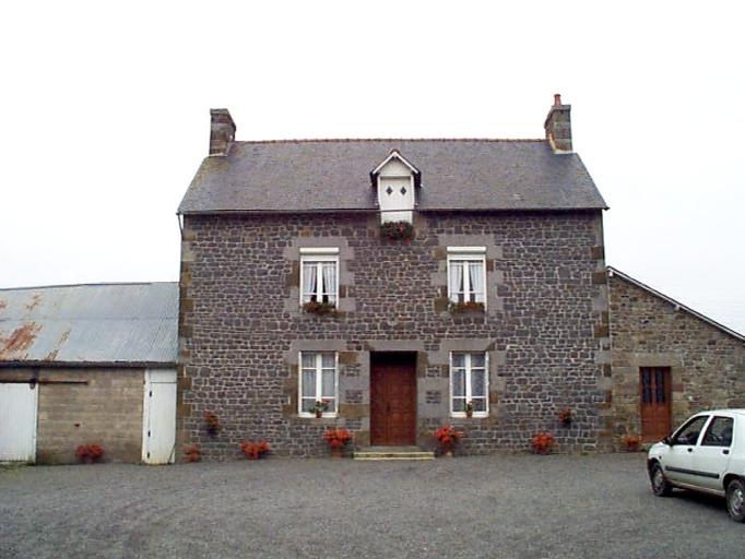 Ferme, le Bois Quinou (Baguer-Morvan)