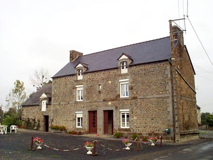 Ferme, la Fertrais (Baguer-Morvan)