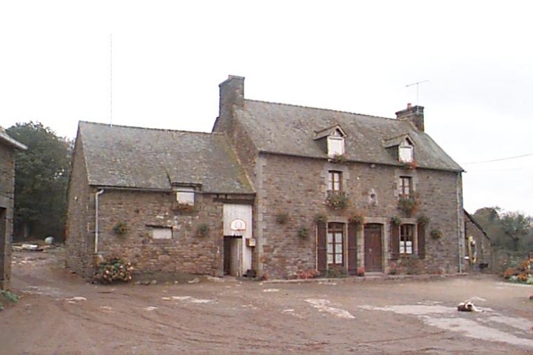 Ferme, le Haut Besnouis (Baguer-Morvan)