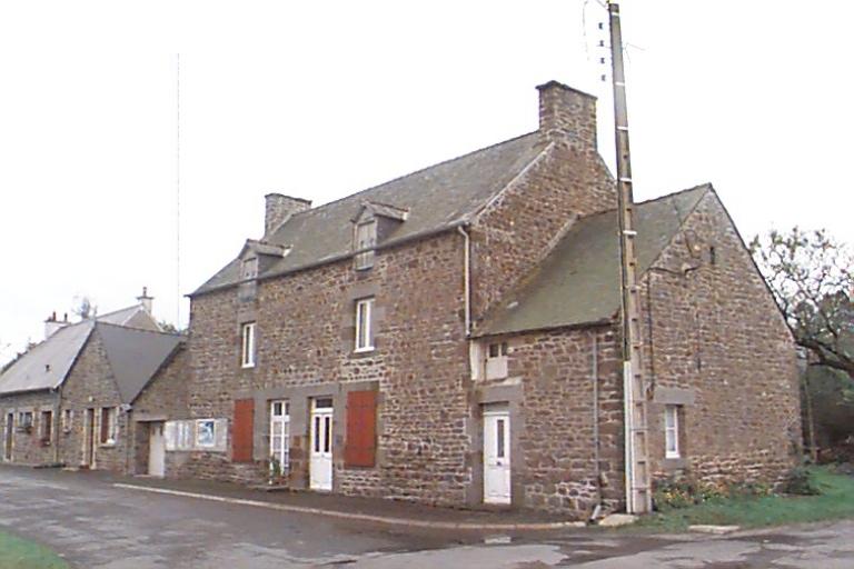 Ferme, Besnouis (Baguer-Morvan)