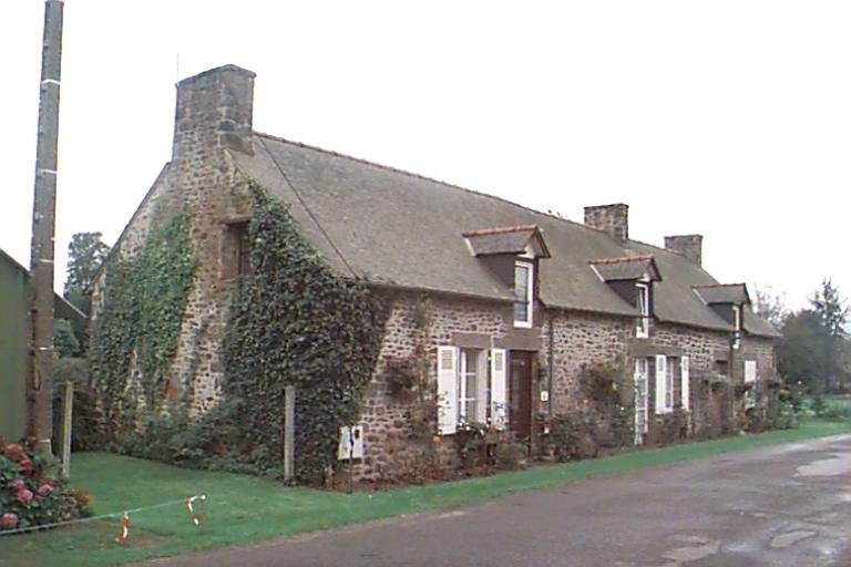 Maison, Besnouis (Baguer-Morvan)