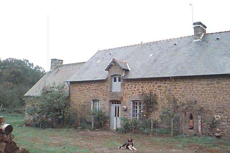Ferme, le Bois Festoux (Baguer-Morvan)