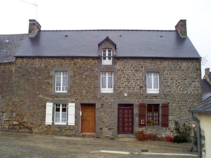 Ferme, 2, 4 impasse des Petites Cours (Baguer-Morvan)