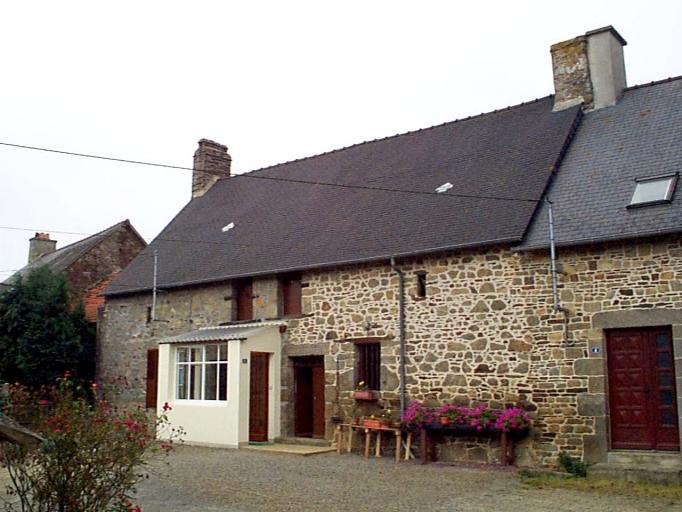 Ferme, 4 impasse Grange-Grelée (Baguer-Morvan)