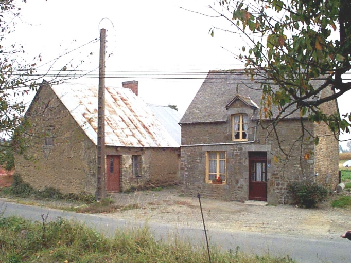 Ferme, 6 rue du Clos Fresnais (Baguer-Morvan) ; Ferme, 6 rue du Clos Fresnais (Baguer-Morvan)