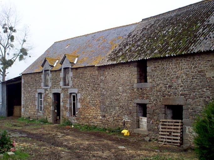 Maison, Château Baguer (Baguer-Morvan)