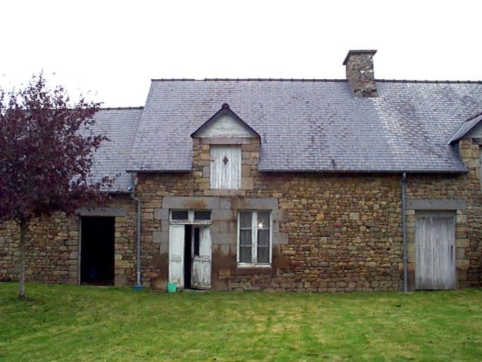 Ferme, Château Baguer (Baguer-Morvan)