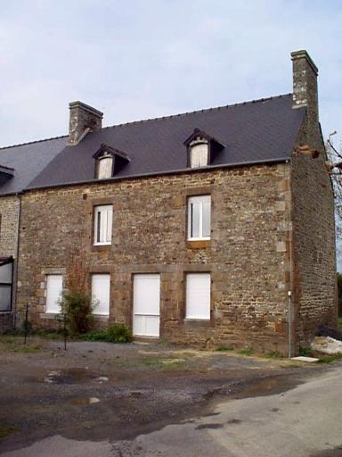 Maison, la Lande Martin (Baguer-Morvan)