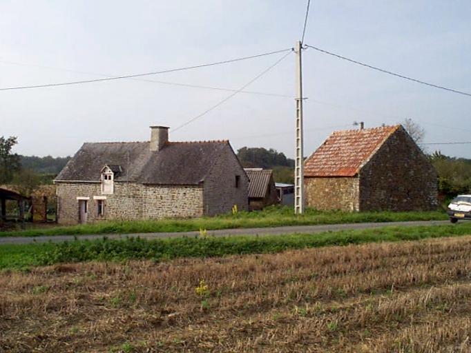 Ferme, la Ville Guérin (Baguer-Morvan)