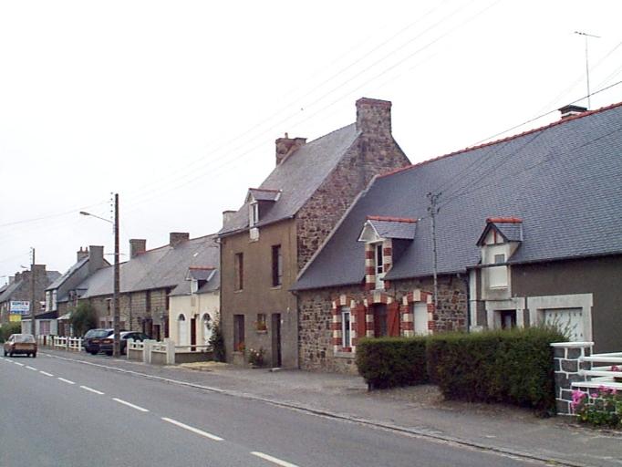 Maison, 30,32 rue de la Grève (Le Vivier-sur-Mer)