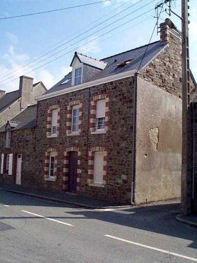 Maison, 33 rue de Dol (Le Vivier-sur-Mer)