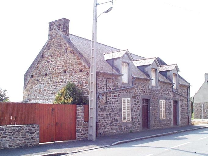 Maison, 25 rue de Dol (Le Vivier-sur-Mer)