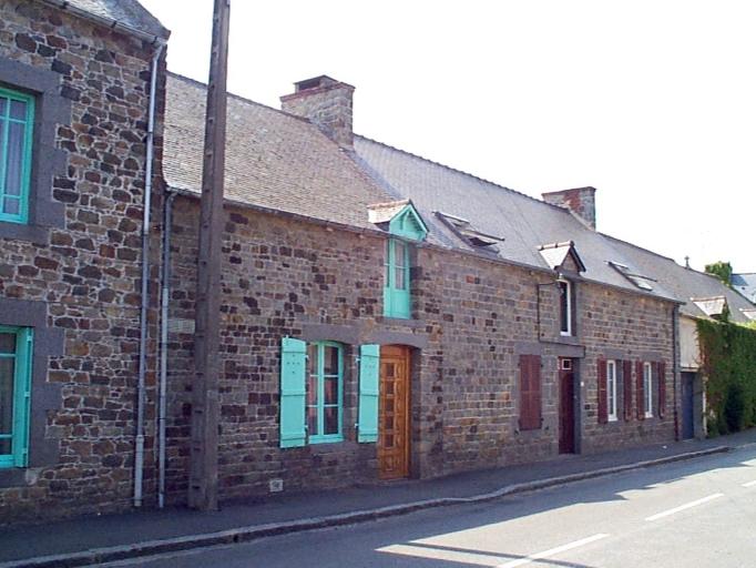 Maison, rue de Dol (Le Vivier-sur-Mer) ; Maison, 7 rue de Dol (Le Vivier-sur-Mer)