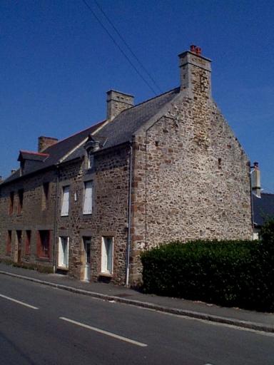 Maison, 22 rue de Dol (Le Vivier-sur-Mer)