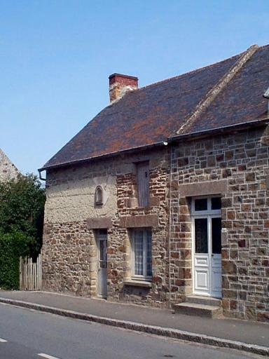 Maison, 24 rue de Dol (Le Vivier-sur-Mer)