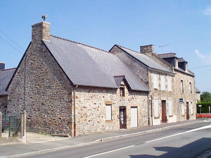 Ferme, 66 rue de Dol (Le Vivier-sur-Mer) ; Maison, 66 rue de Dol (Le Vivier-sur-Mer) ; Maison, 68 rue de Dol (Le Vivier-sur-Mer)