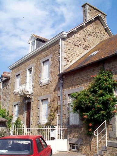 Maison, 1 cale des Mondrins (Le Vivier-sur-Mer)