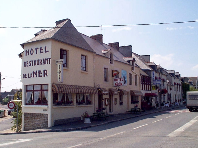 Maison, 21 rue de la Mairie (Le Vivier-sur-Mer)