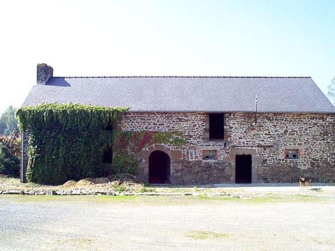 Manoir, le Petit Mutélien (Roz-Landrieux)