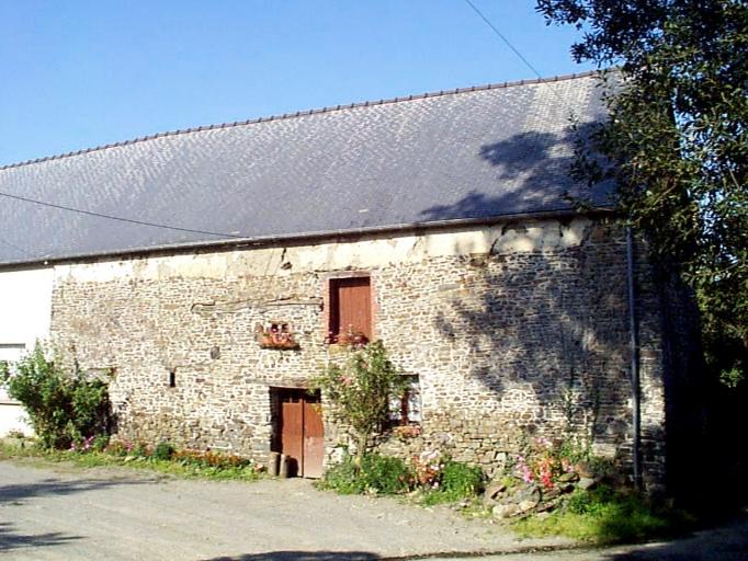 Ferme, la Grande Rivière (Roz-Landrieux)